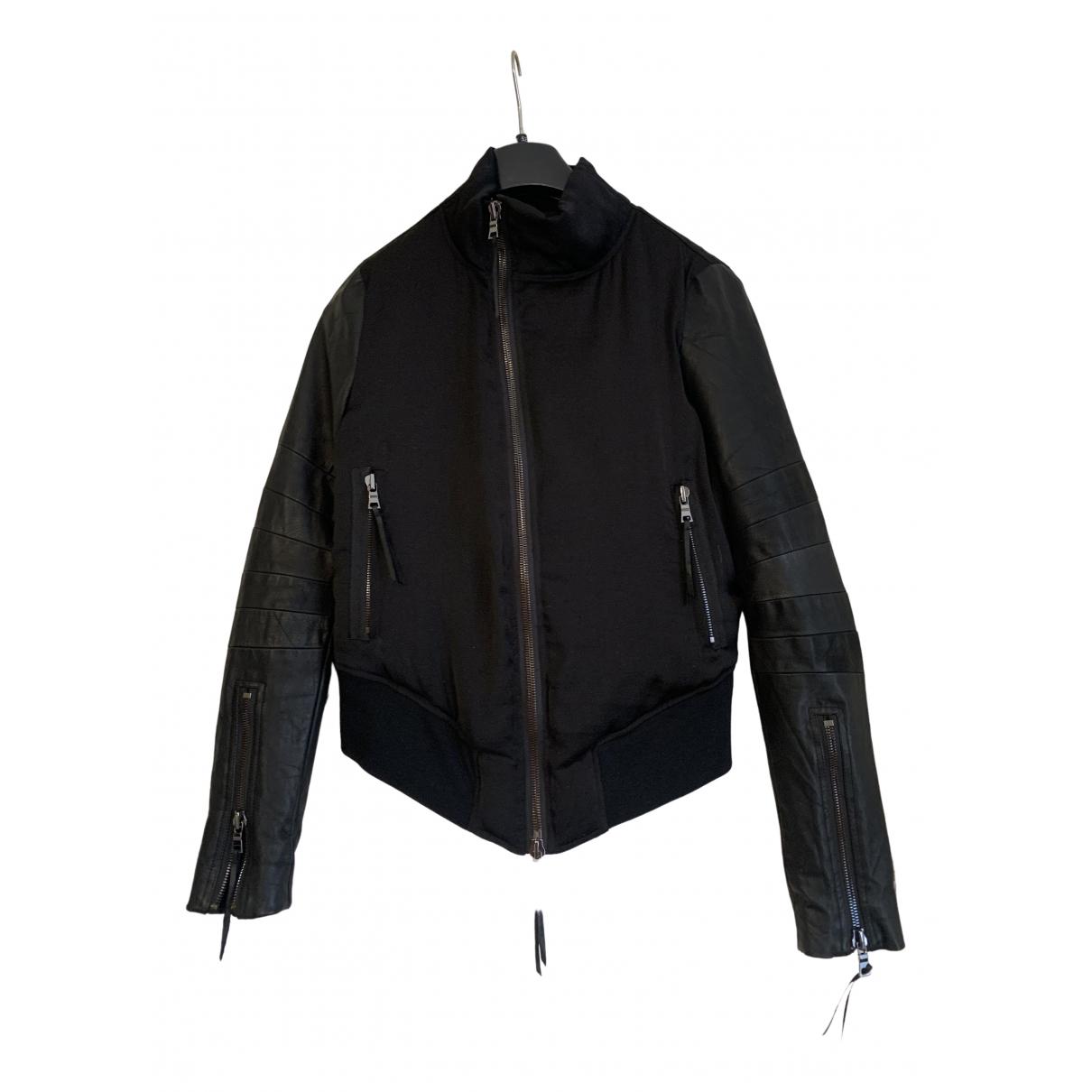 Hudson - Manteau   pour femme - noir