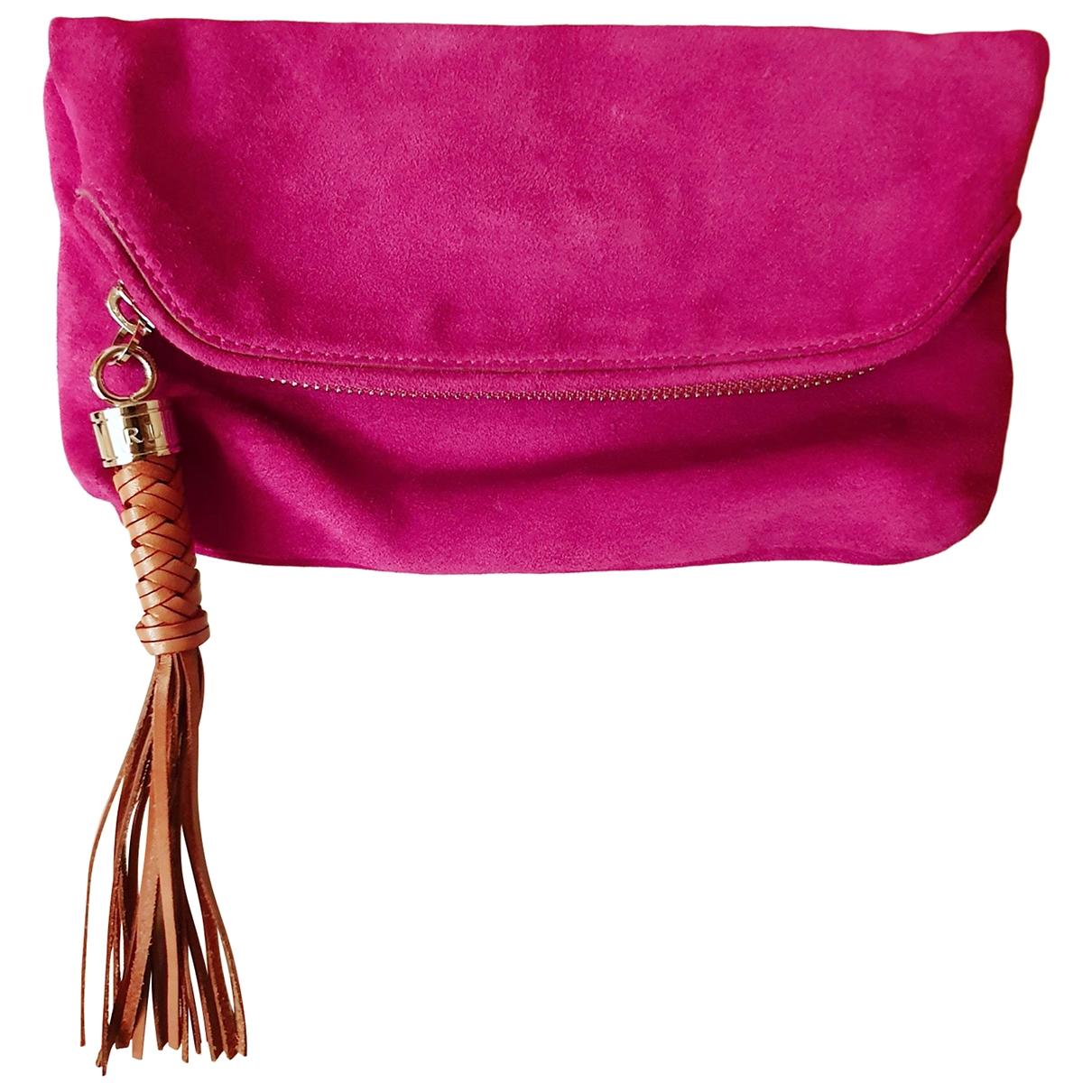 Bolsos clutch en Ante Rosa Ralph Lauren