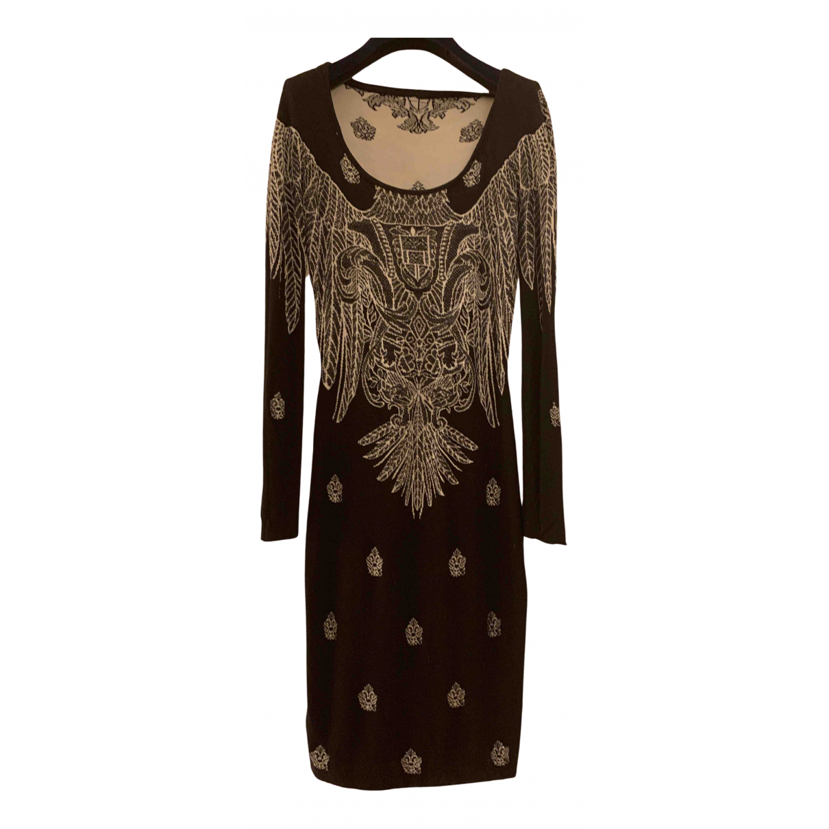 Alexander Mcqueen N Black Wool dress for Women S International