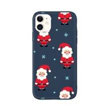 iPhone Schutzhuelle mit Weihnachten Muster