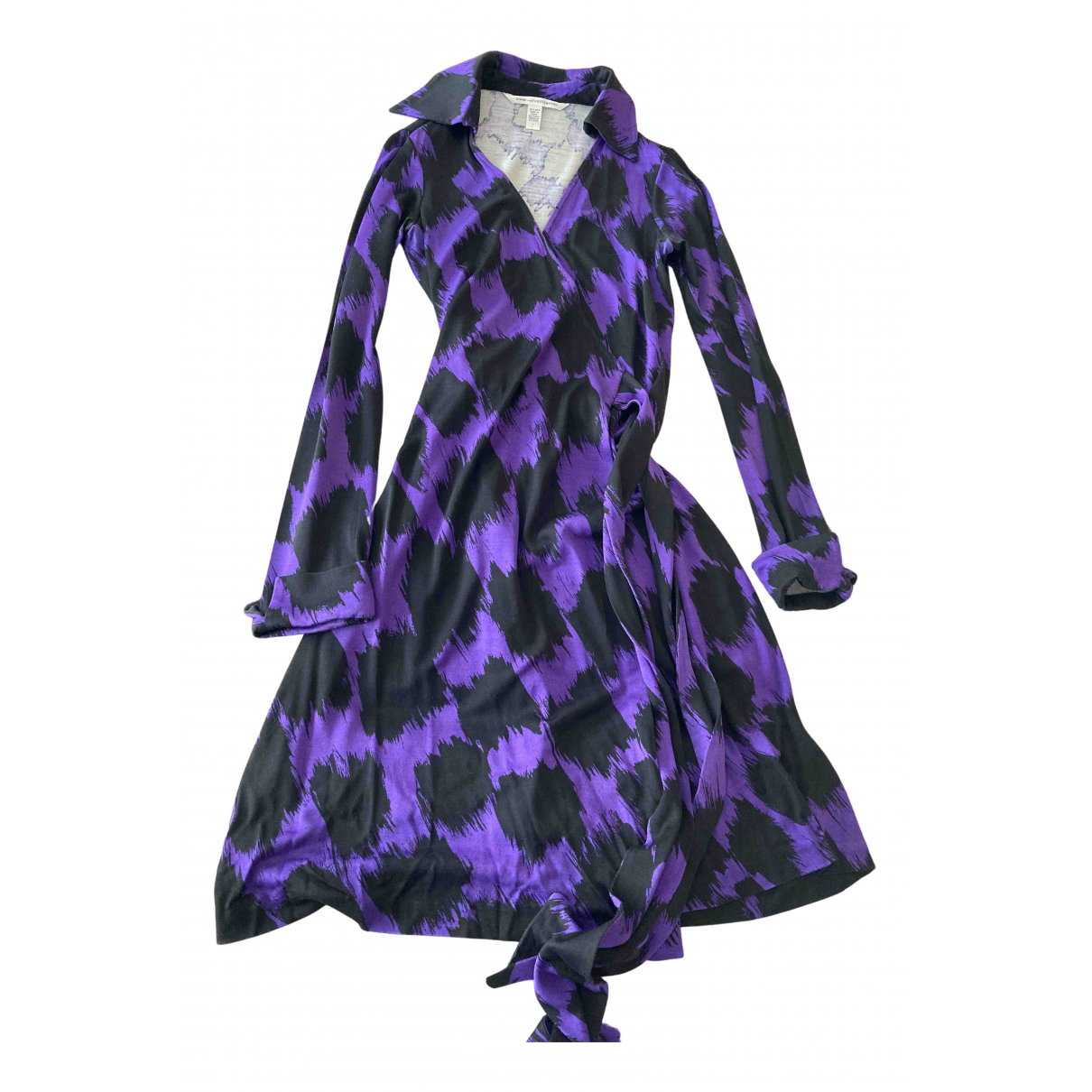 Diane Von Furstenberg N Silk dress for Women 4 US
