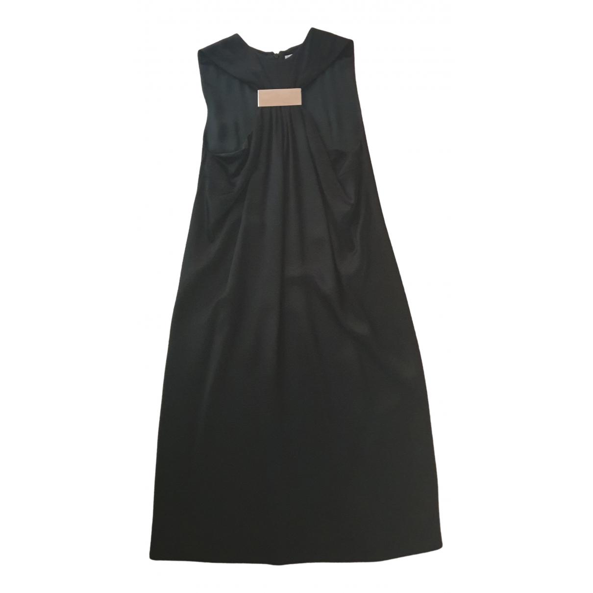 Dior \N Black Silk dress for Women 38 FR