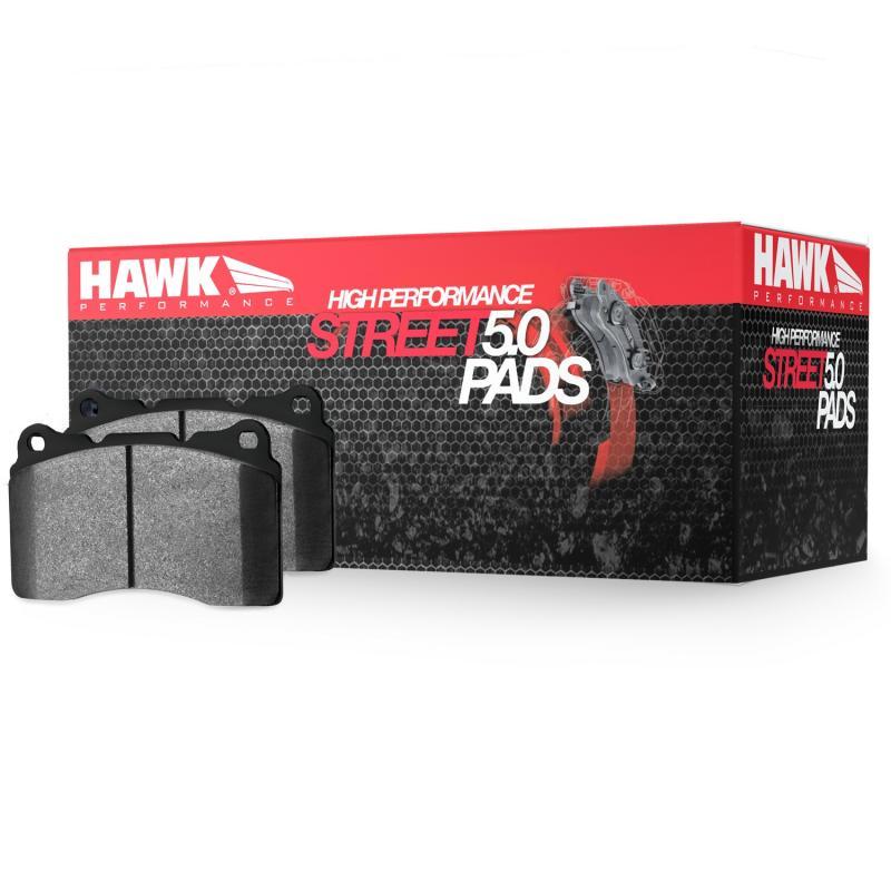 Hawk Performance HB727B.592 Disc Brake Pad Chevrolet Corvette Stingray Rear 2014