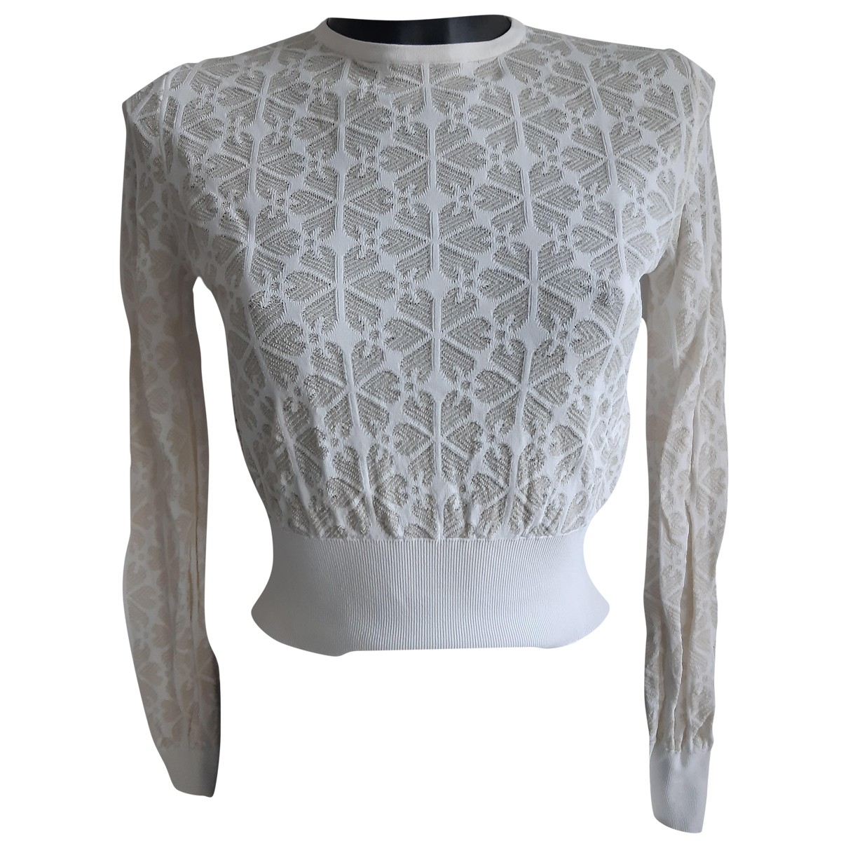 Alexander Mcqueen \N White Knitwear for Women S International
