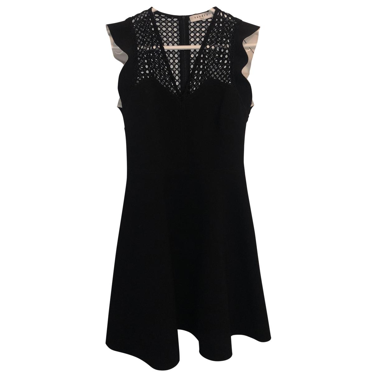 Sandro \N Black dress for Women 1 US