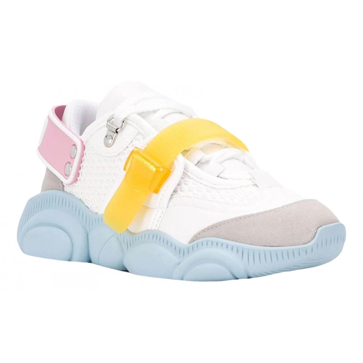 Moschino - Baskets   pour femme - multicolore