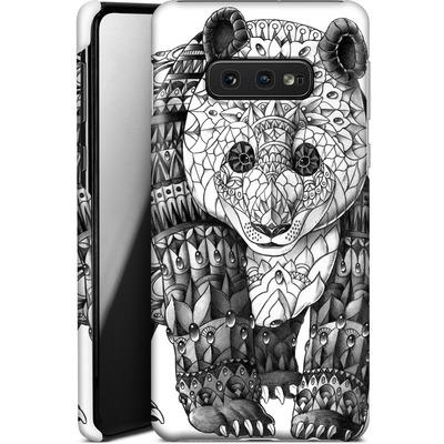 Samsung Galaxy S10e Smartphone Huelle - Panda von BIOWORKZ