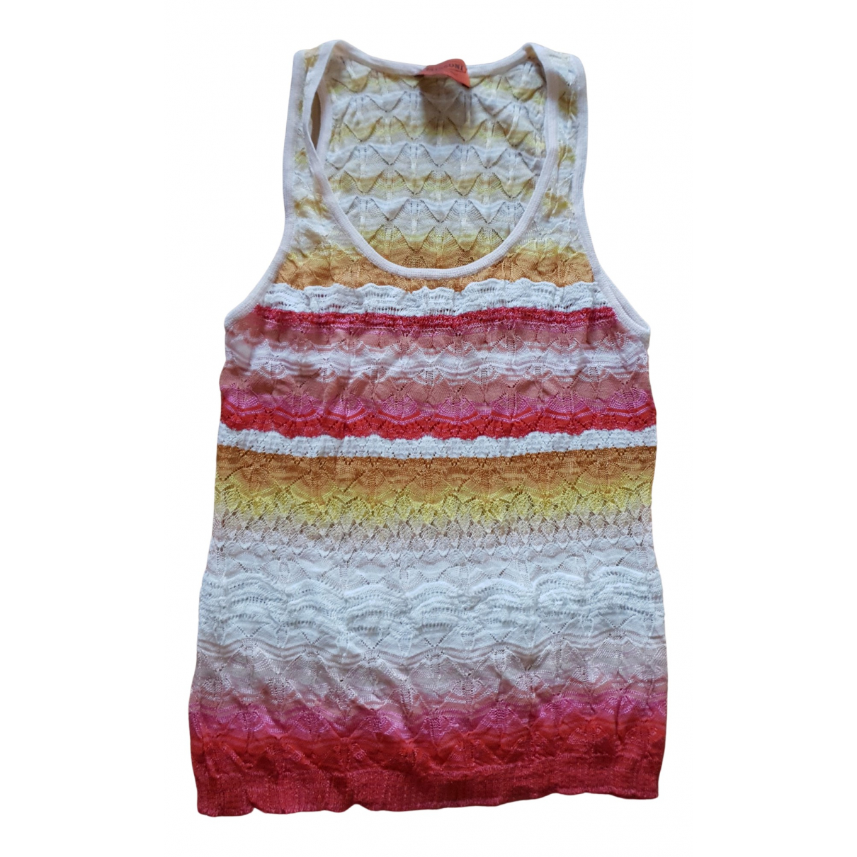 Missoni \N Red  top for Women 40 IT