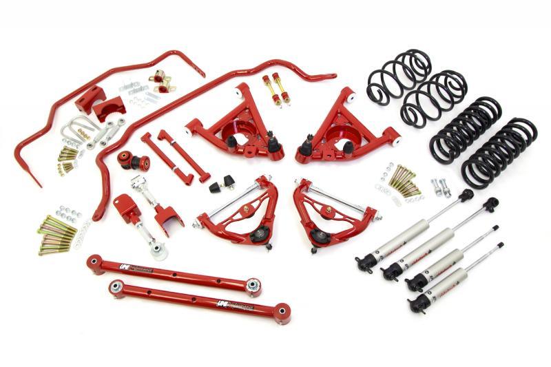 UMI Performance GBF005-1-R 1978-1988 GM G-Body Handling Kit- Stage 4, 1