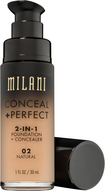 Conceal + Perfect 2-in-1 Foundation + Concealer - Natural