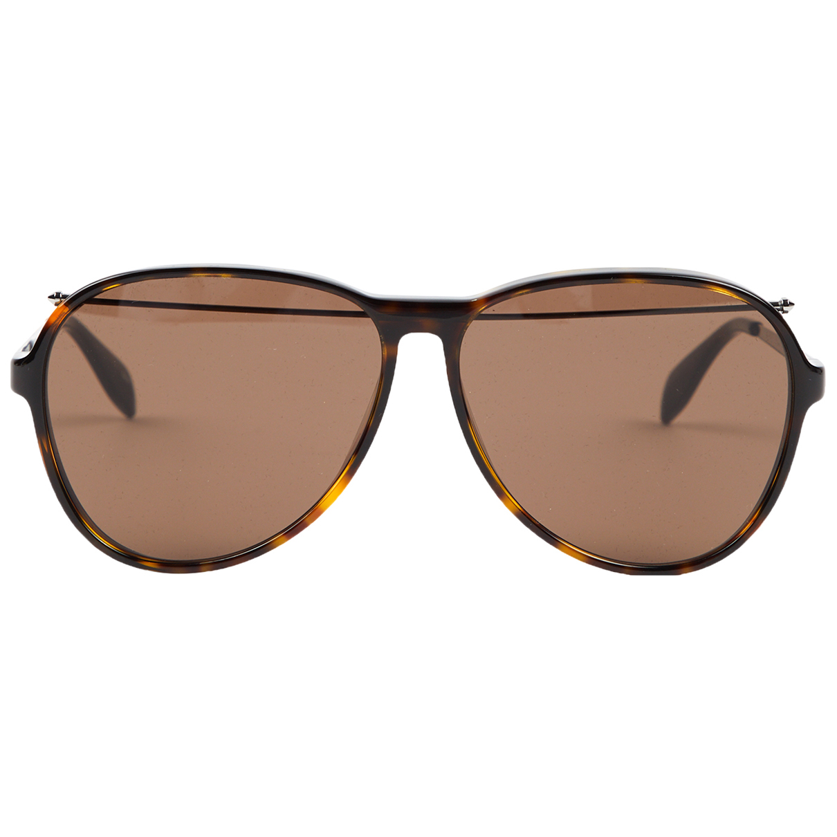 Alexander Mcqueen \N Brown Sunglasses for Women \N