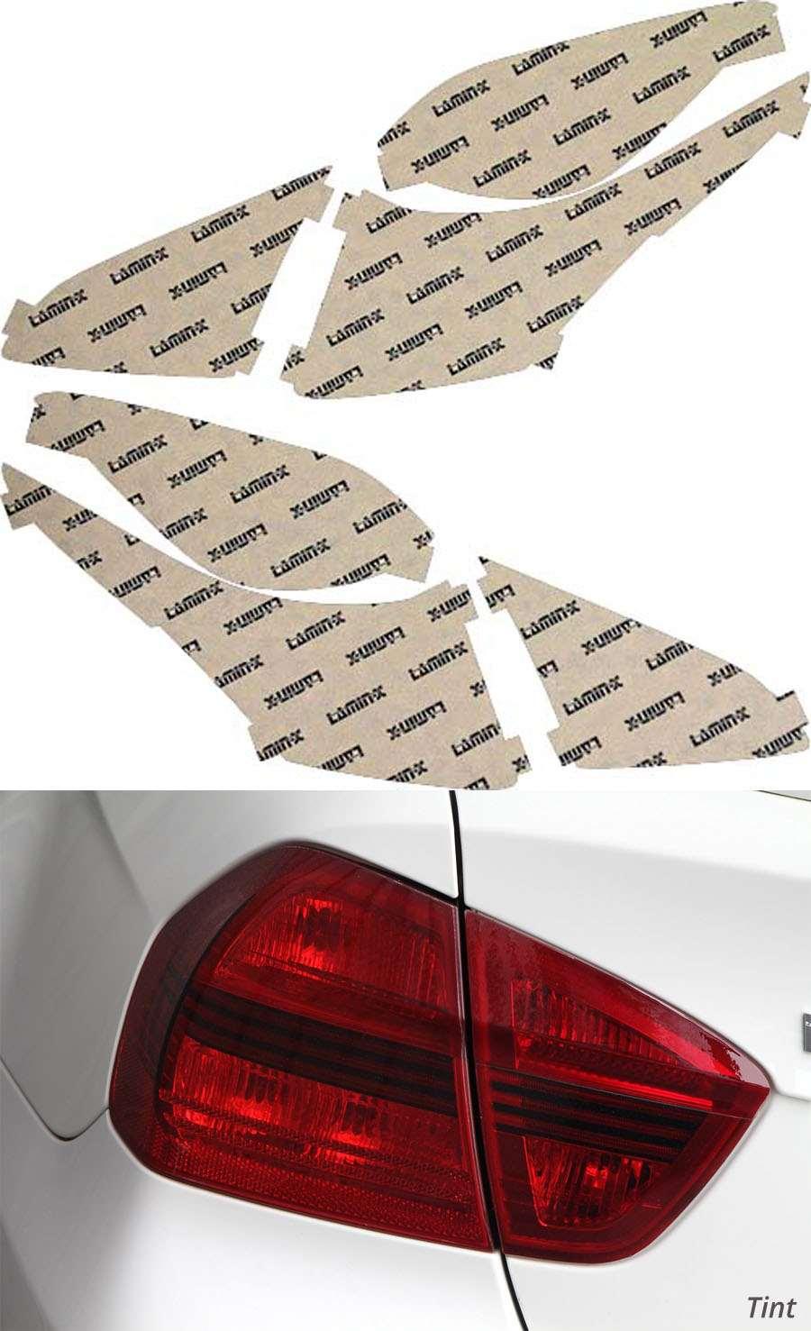 Nissan Murano 08-14 Tint Tail Light Covers Lamin-X N226T