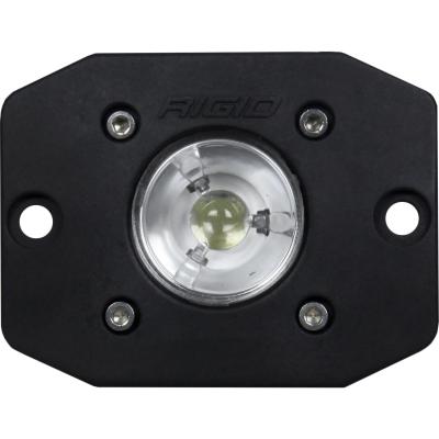 Rigid Industries Ignite Flood Flush Mount LED Light (Black) - 20621