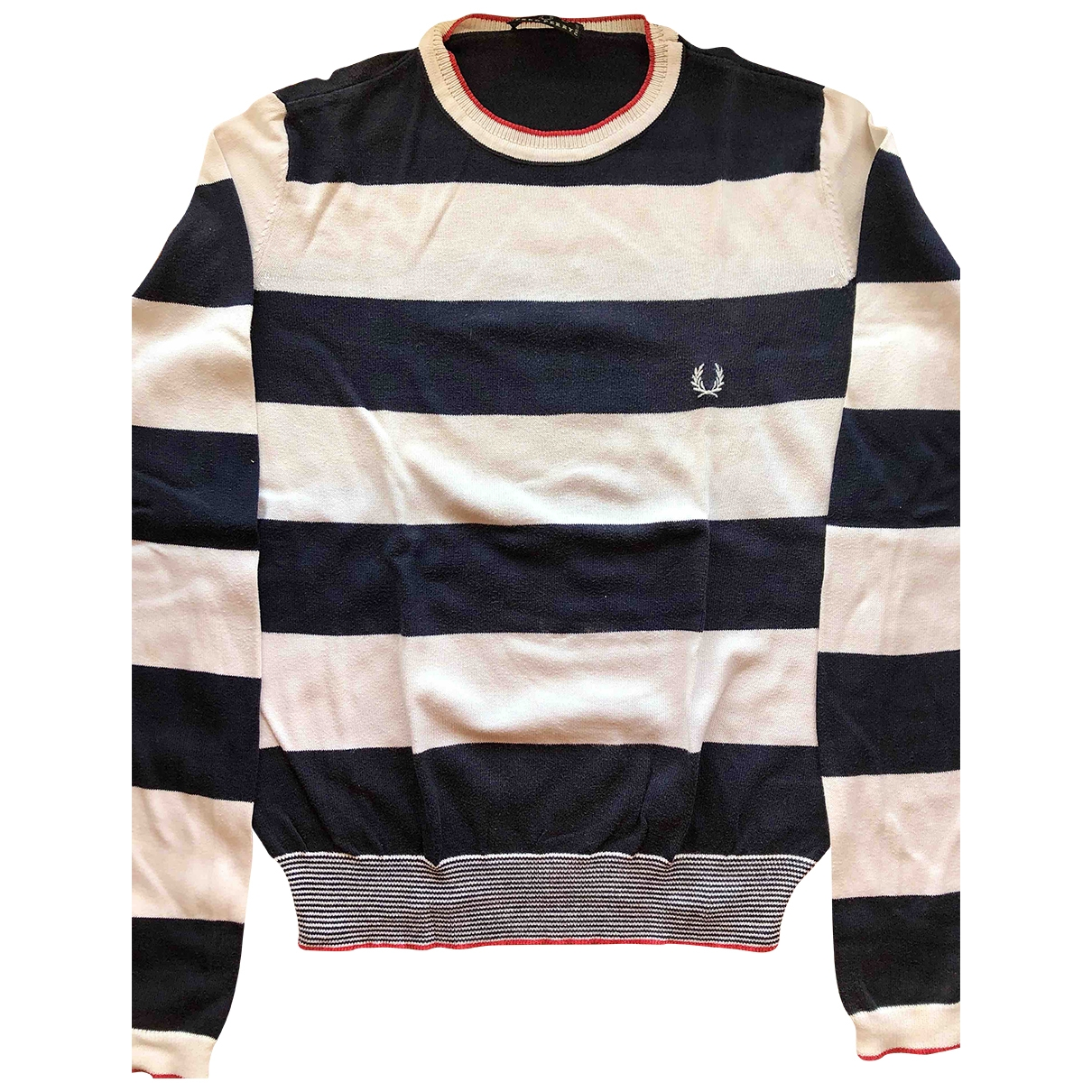 Fred Perry \N Pullover in Baumwolle
