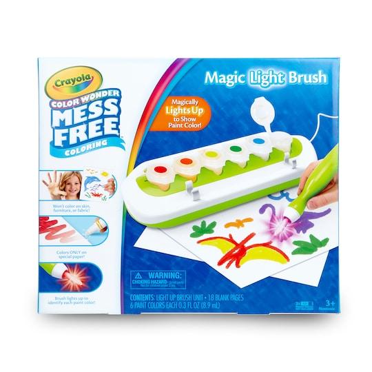 Crayola® Color Wonder™ Mess Free Magic Light Brush 2.0 By Crayola Color Wonder | Michaels®