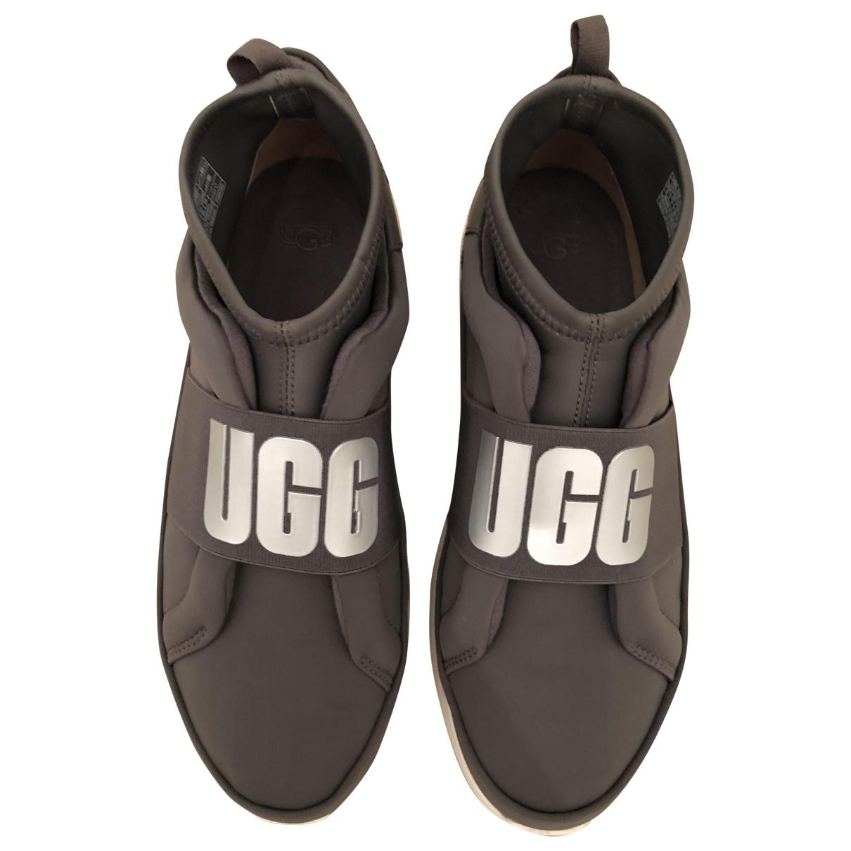 Ugg - Boots   pour femme - gris