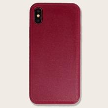 PU Pattern iPhone Case