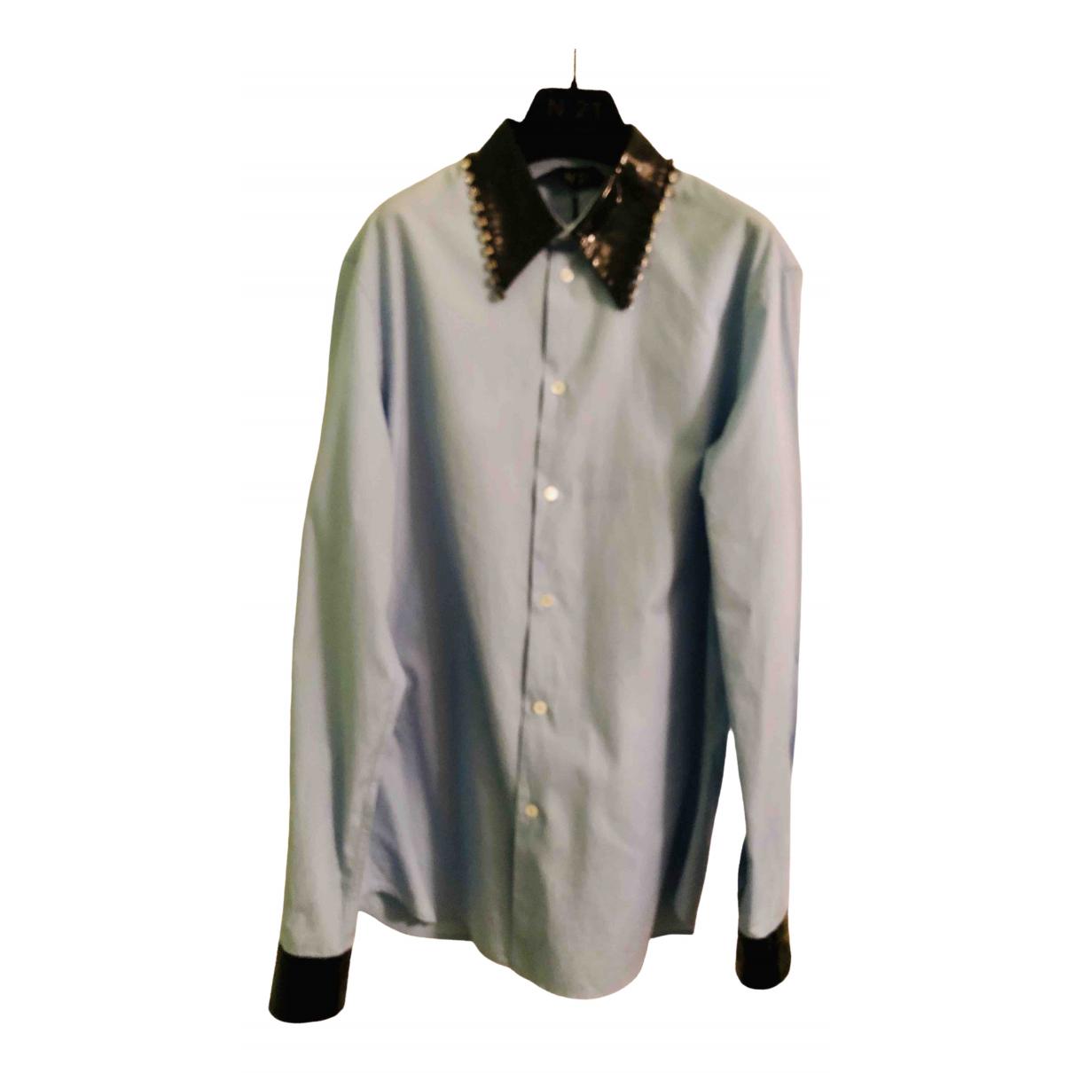 N°21 - Chemises   pour homme en coton