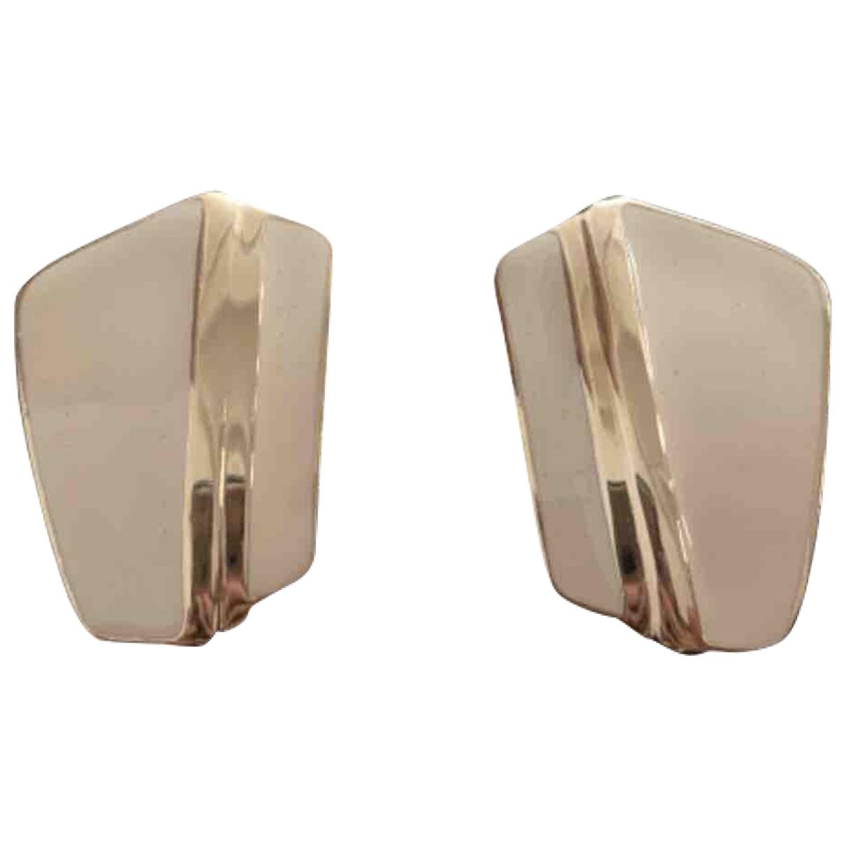 Trifari - Boucles doreilles   pour femme en metal