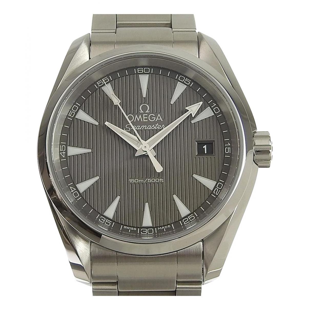 Relojes Seamaster Aquaterra Omega