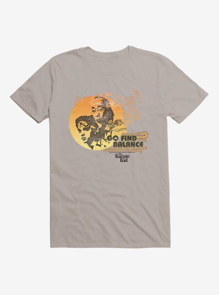 The Karate Kid Find Balance T-Shirt