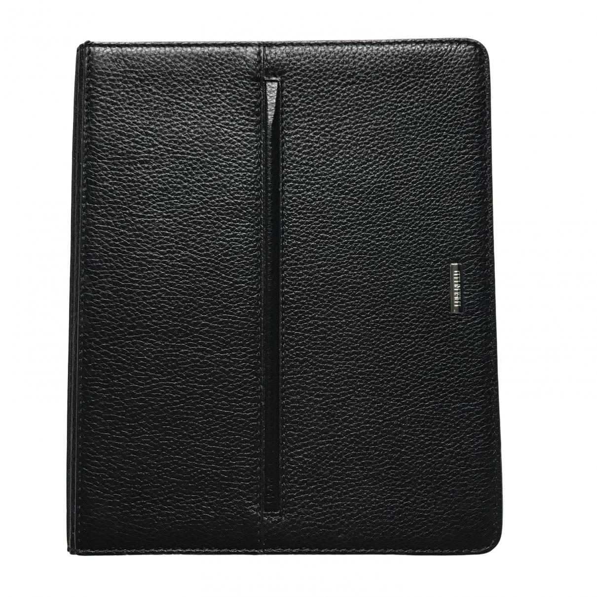 Karl Lagerfeld - Accessoires   pour lifestyle en cuir - noir