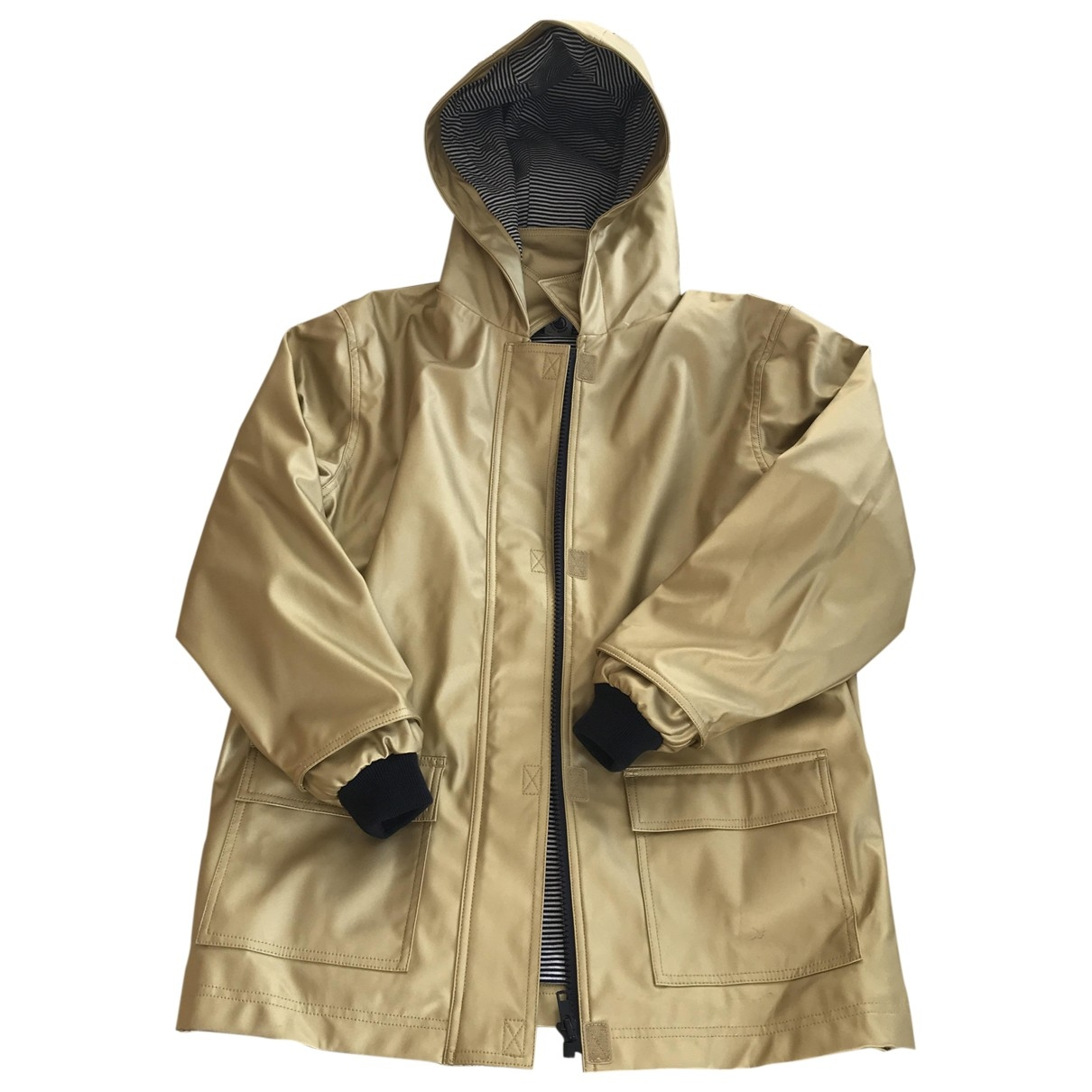Petit Bateau \N Gold jacket & coat for Kids 8 years - up to 128cm FR