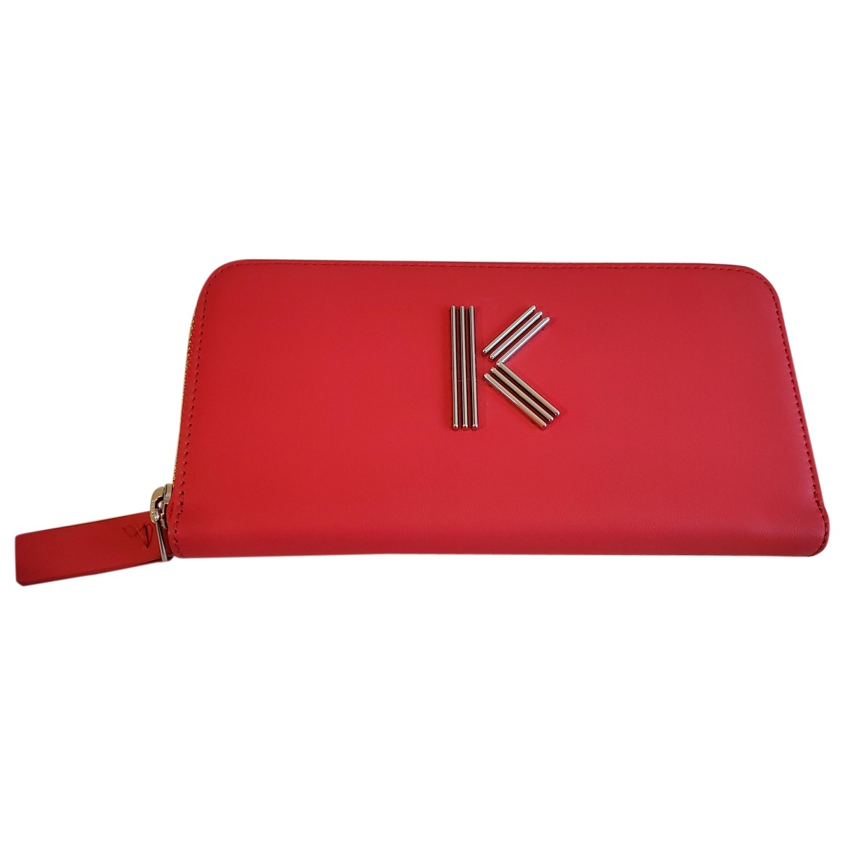 Kenzo \N Red Leather Purses, wallet & cases for Women \N