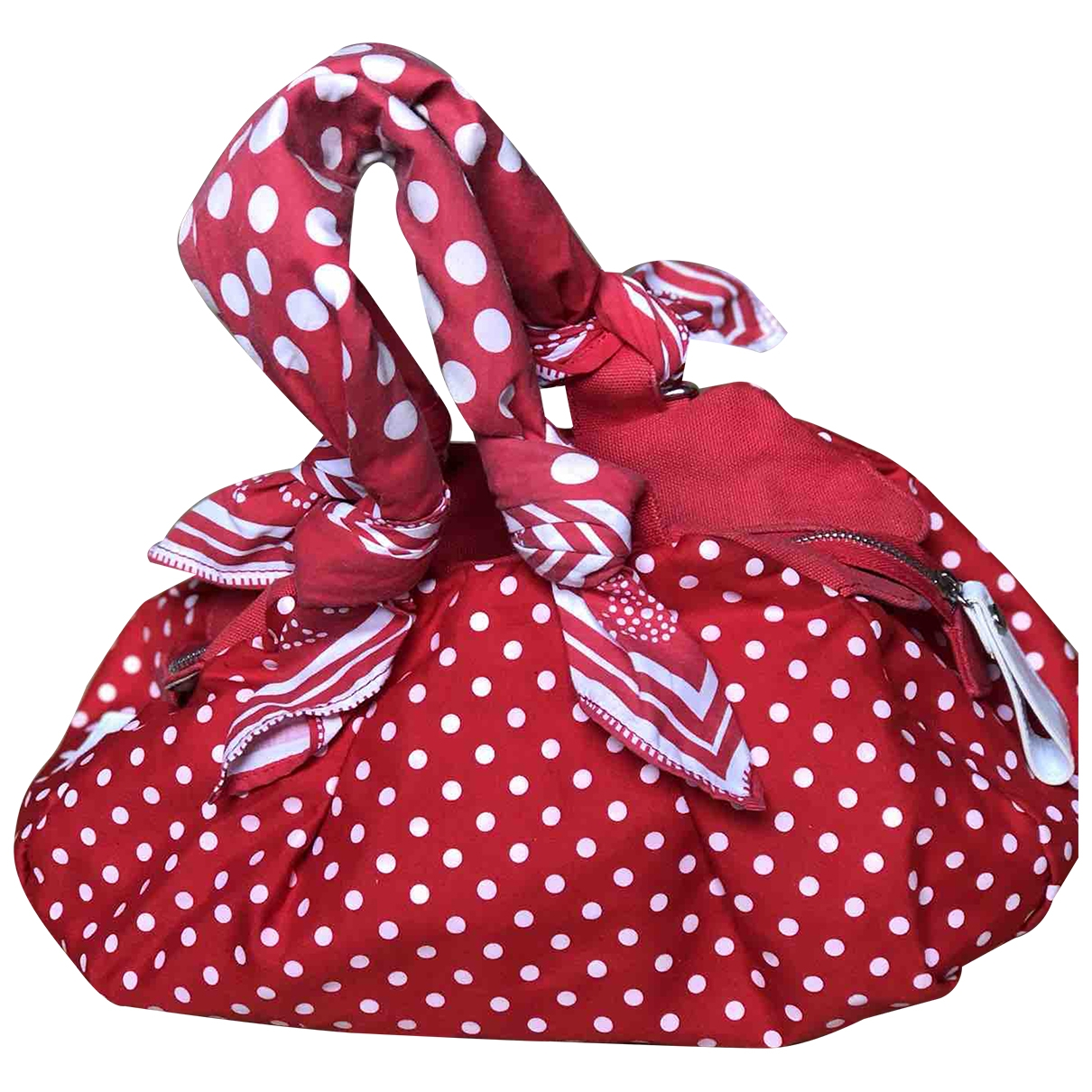 Vivienne Westwood \N Handtasche in  Rot Baumwolle