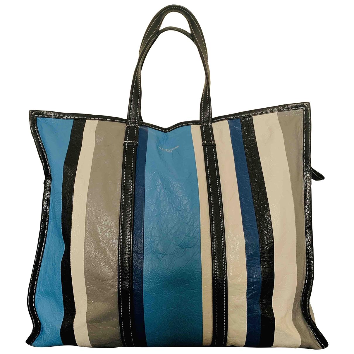 Balenciaga - Sac a main Bazar Bag pour femme en cuir
