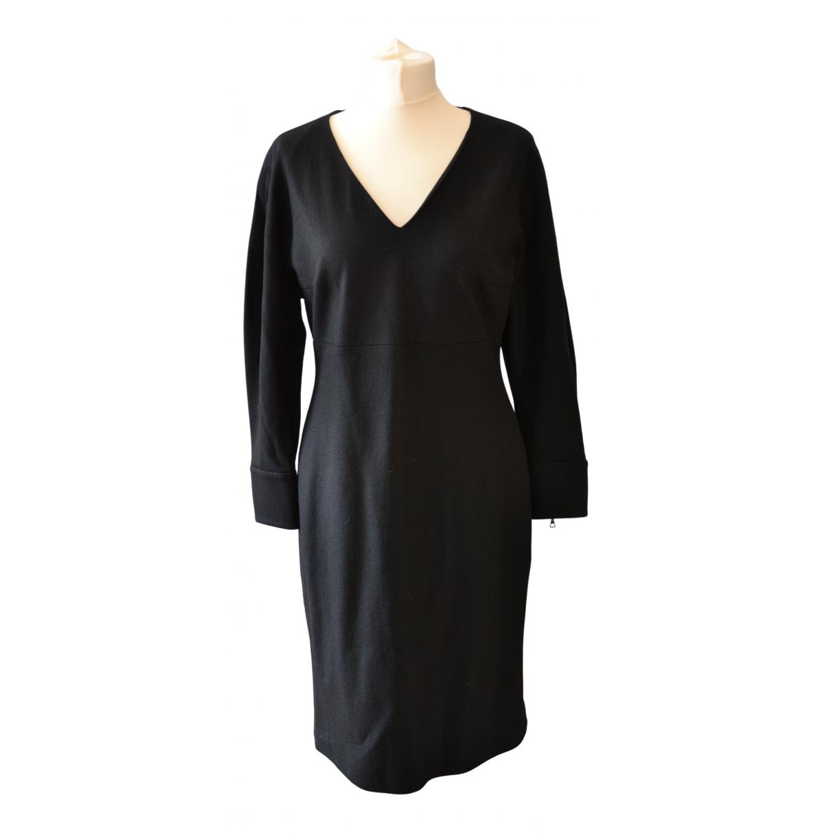 Strenesse \N Kleid in  Schwarz Wolle