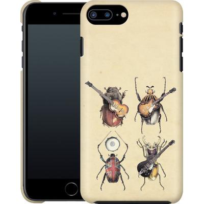 Apple iPhone 8 Plus Smartphone Huelle - Meet The Beetles von Eric Fan
