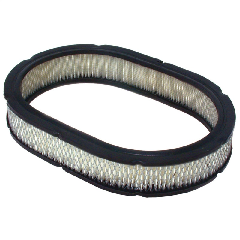 Spectre 4808 Air Filter Oval 12in. x 2in. - Paper