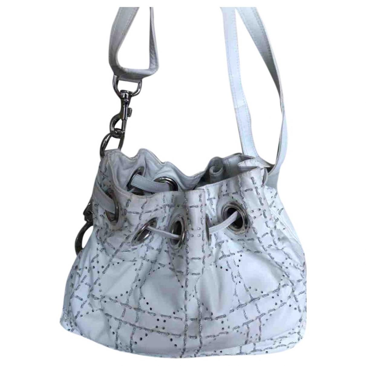 Christian Dior \N White Leather handbag for Women \N