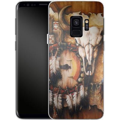Samsung Galaxy S9 Silikon Handyhuelle - Teri Rosario - Echo of the Buffalo von TATE and CO