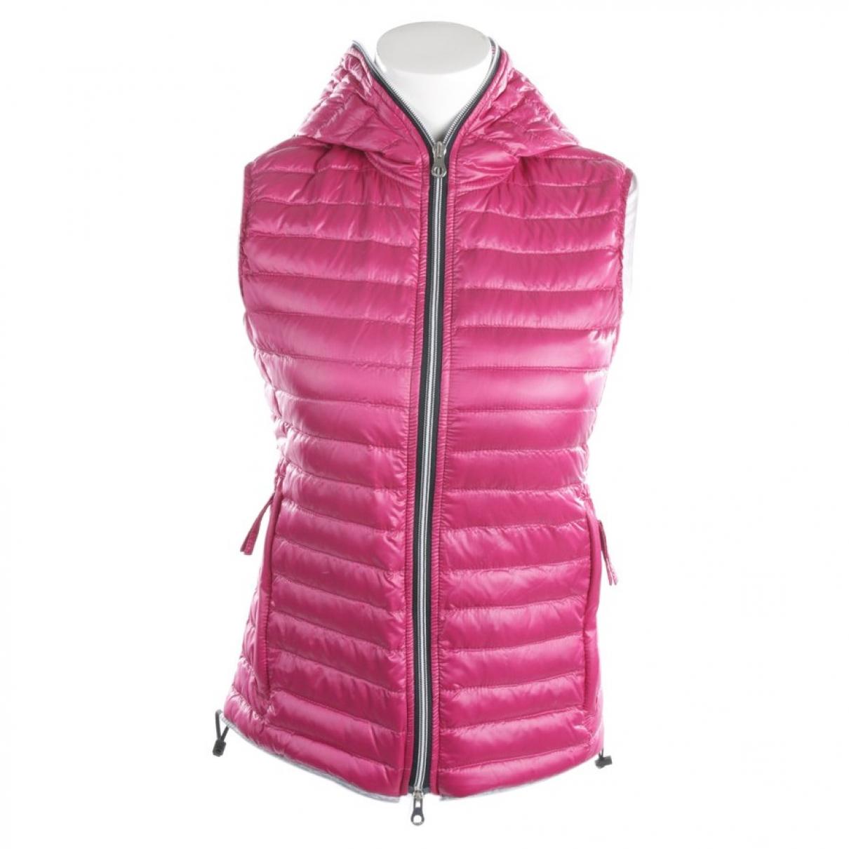 Duvetica - Veste   pour femme en coton - violet