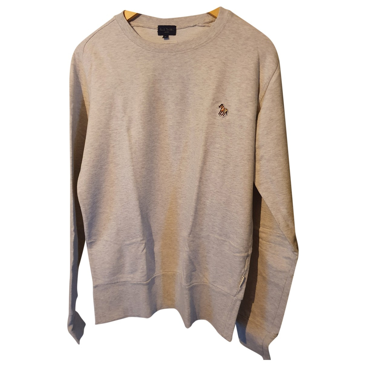 Paul Smith \N Pullover.Westen.Sweatshirts  in  Grau Baumwolle