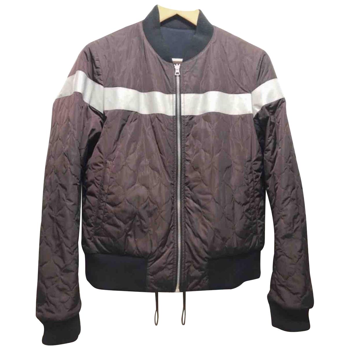 Dries Van Noten \N Burgundy Wool jacket  for Men M International
