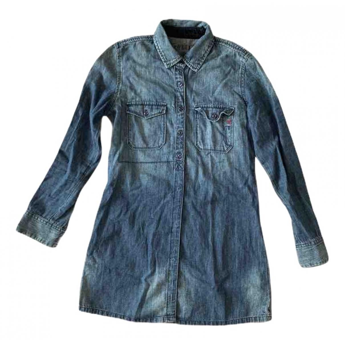 Replay \N Kleid in Denim - Jeans