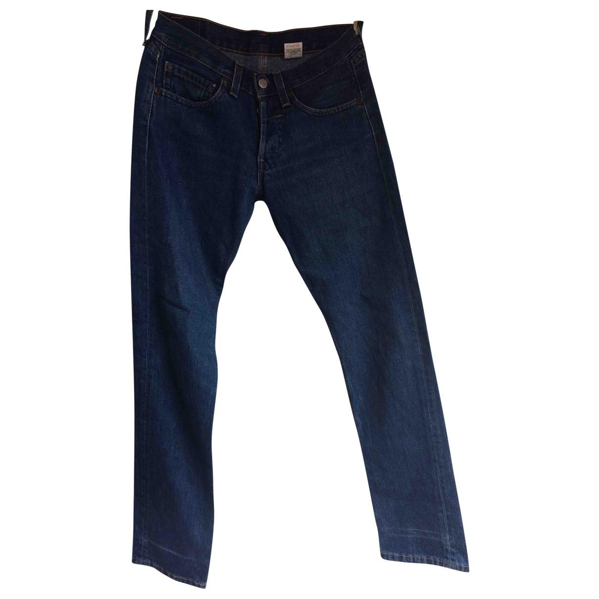 Pantalon recto Levis