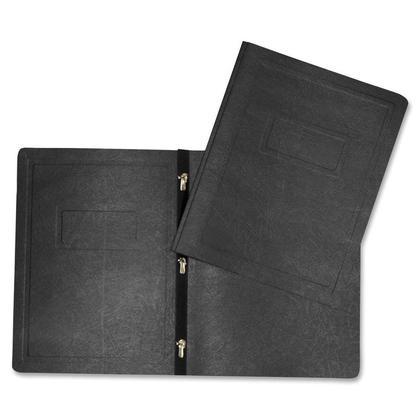 Hilroy DUO-TANG pr esentation cover, lettre taille, 1 couvercle par paquet - noir 222844