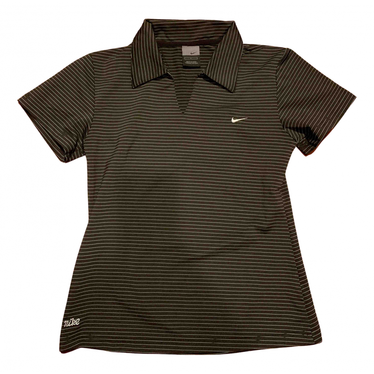 Nike N Black  top for Women L International