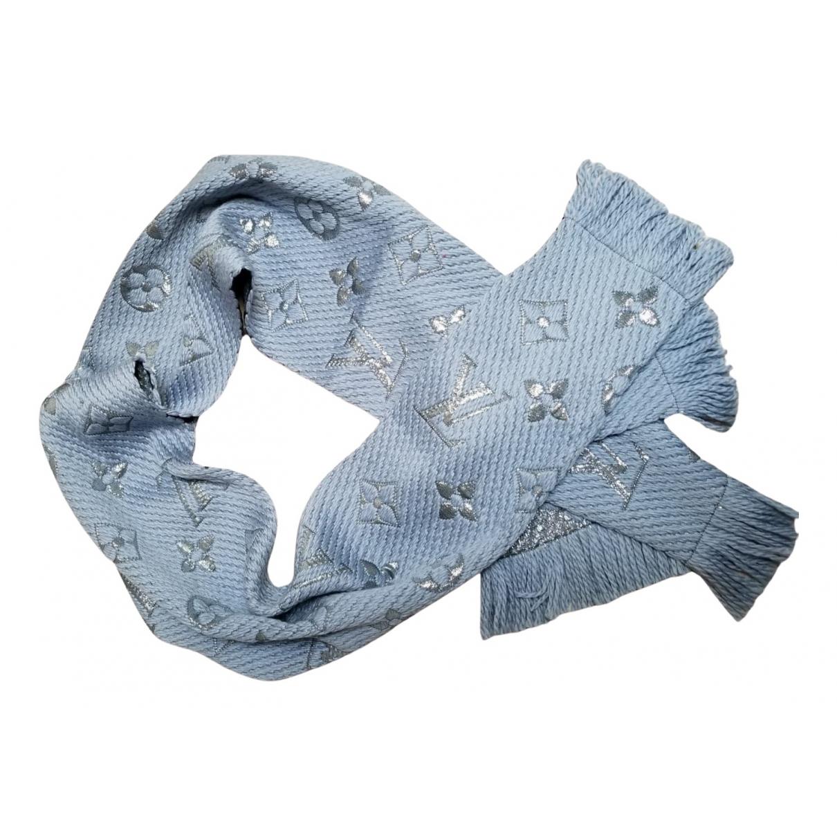 Louis Vuitton Logomania Wool scarf for Women N