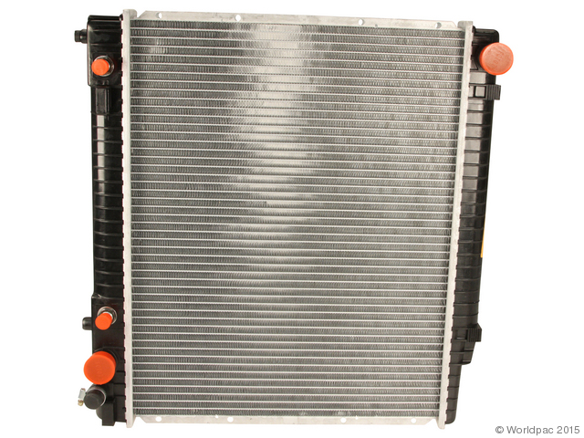 Metrix W0133-1599235 Radiator Mercedes-Benz
