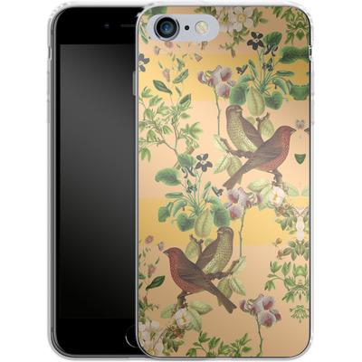 Apple iPhone 6s Plus Silikon Handyhuelle - Vintage Botanic von Zala Farah