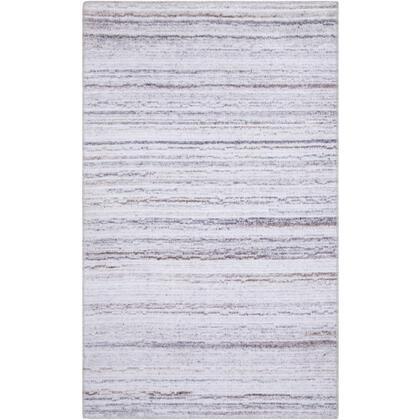 Olivia OLV-2301 9' x 12' Rectangle Modern Rug in Light Gray  Camel  Charcoal