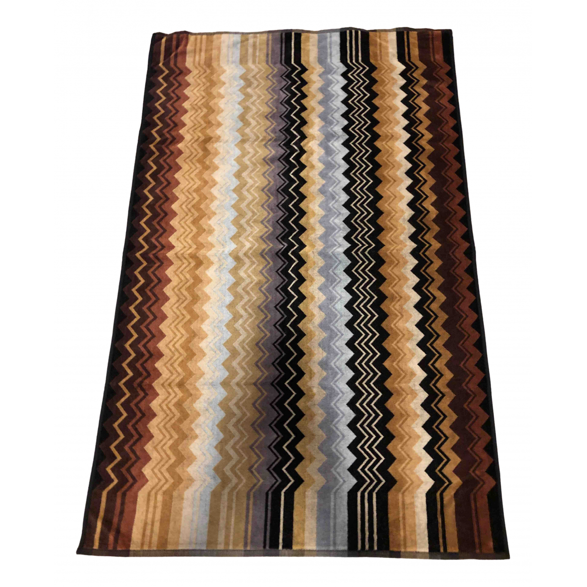 Missoni N Multicolour Cotton Textiles for Life & Living N
