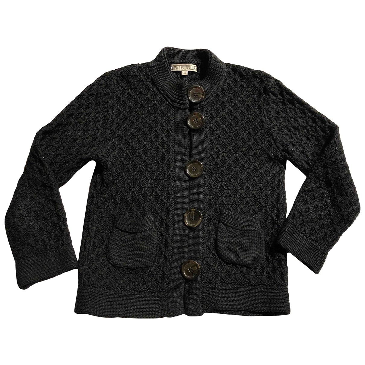 Dagmar \N Black Cotton Knitwear for Women XS International
