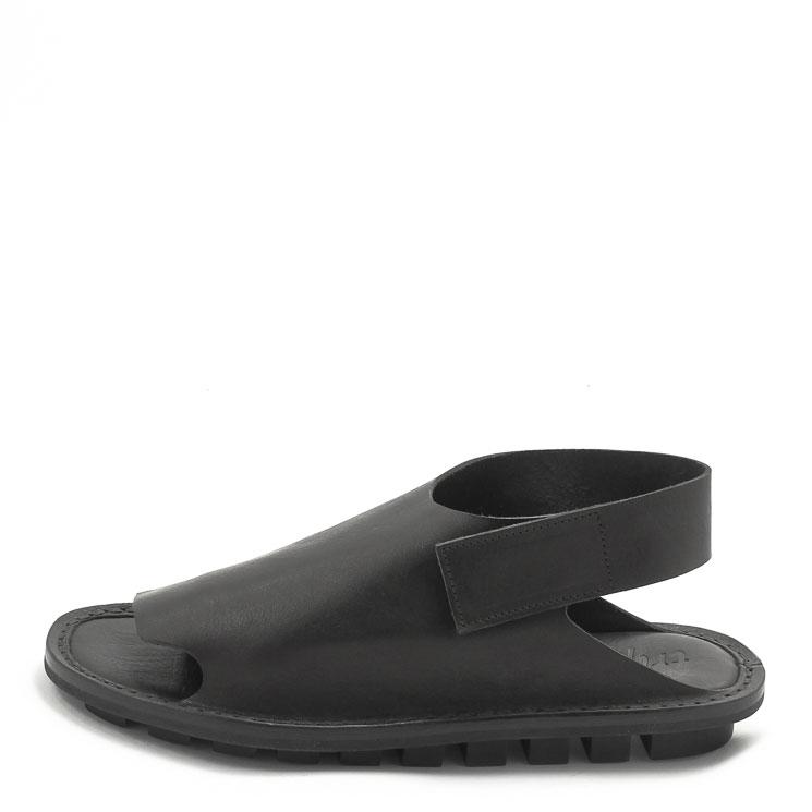 Trippen, Clinch m Closed Men's Sandals, black Größe 41