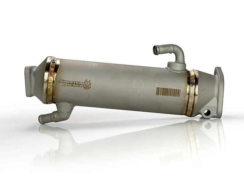 Sinister Diesel SD-EGRC-LBZ EGR Cooler
